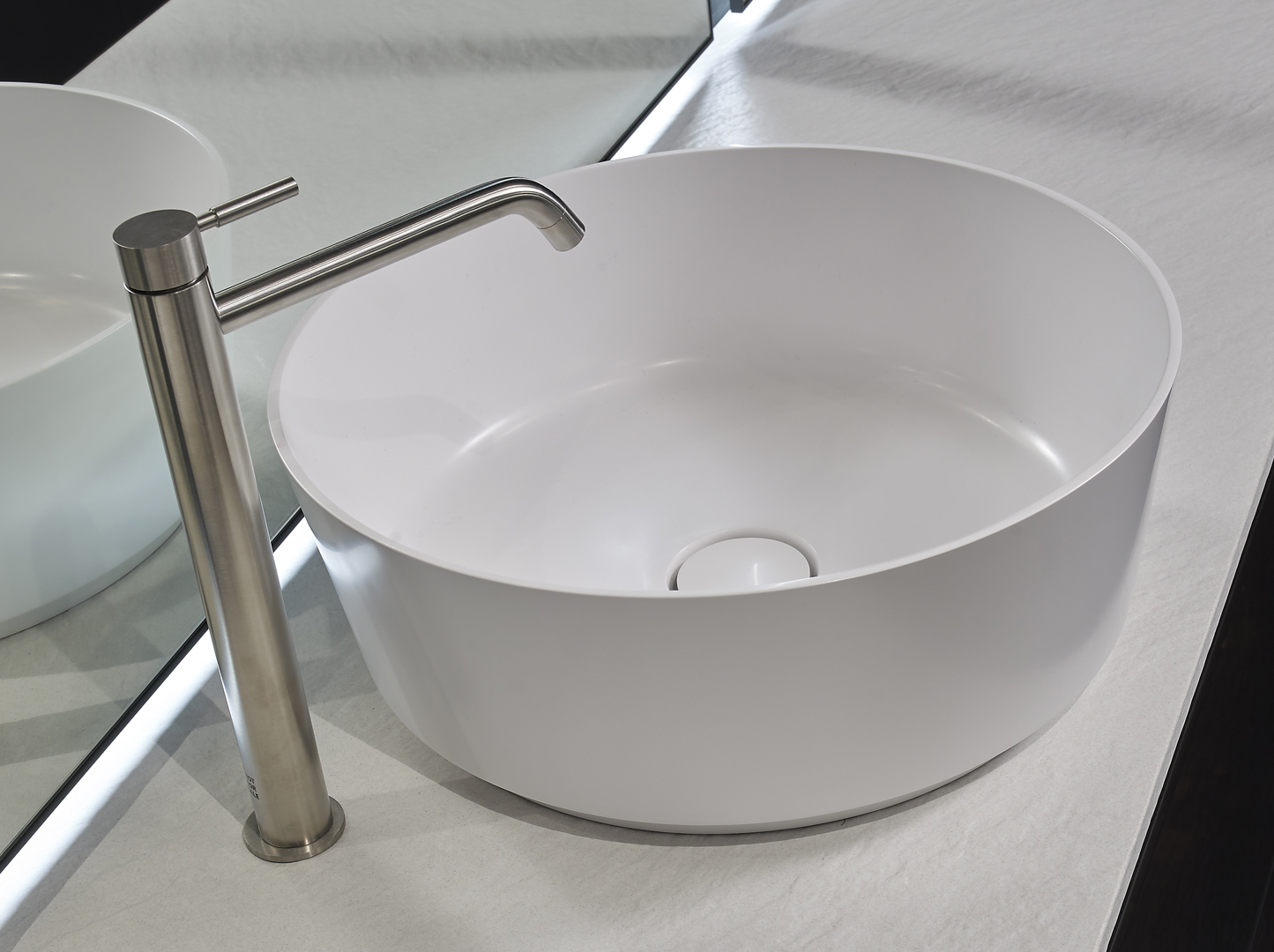 Washbasins Countertop